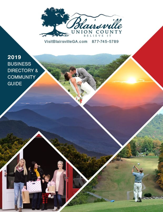 Blairsville-Union County Community Guide & Business Directory 2019