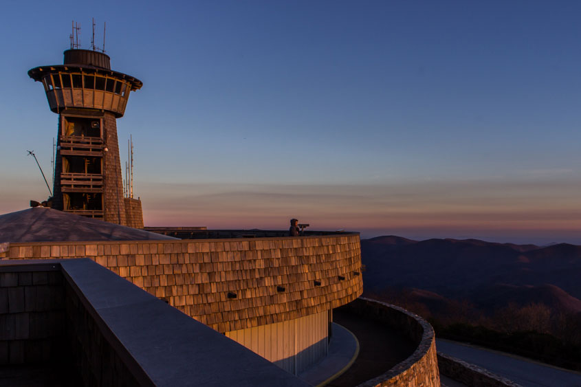 Brasstown Bald Observatory