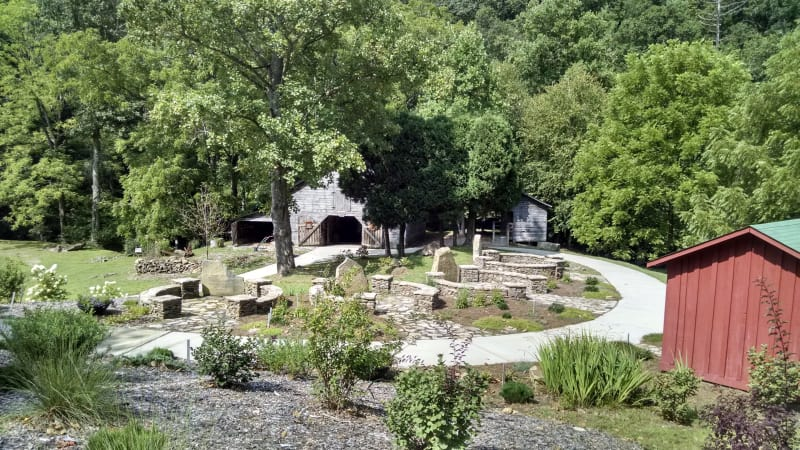 Byron Herbert Reece Farm, Blairsville GA