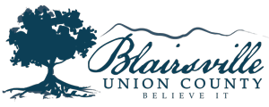 Blairsville - Union County Chamber of Commerce Logo
