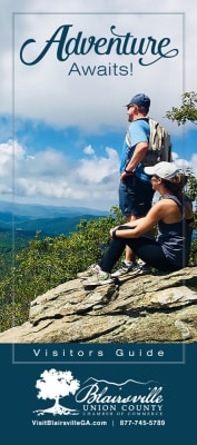 Blairsville-Union County Visitors Guide 2019 Brochure