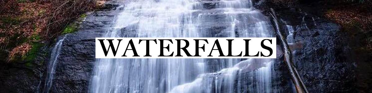 Waterfalls - Blairsville - Union County Chamber of Commerce, GA