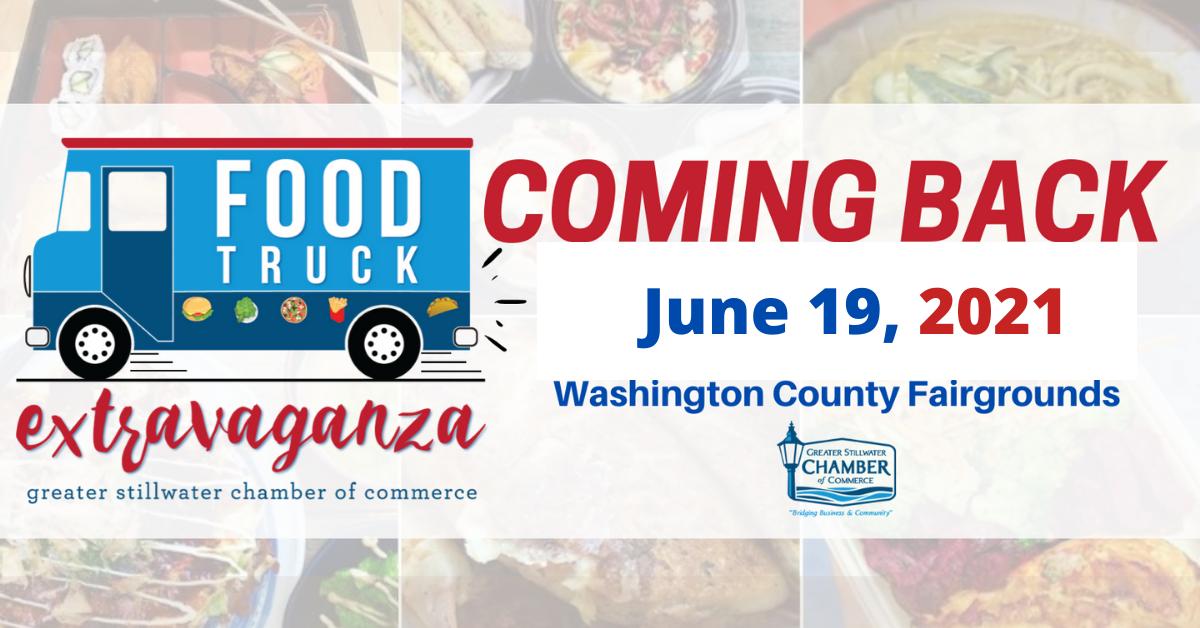 2021 Stillwater Food Truck Extravaganza