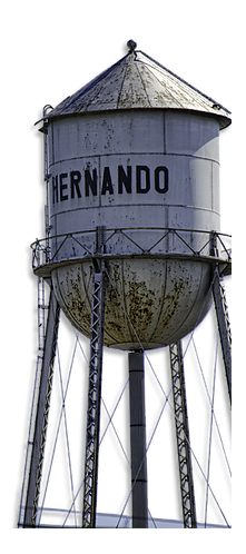 Hernando Water Tower