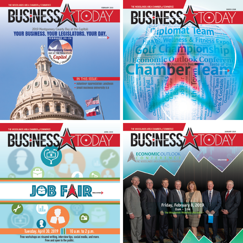 Business Today magazine covers