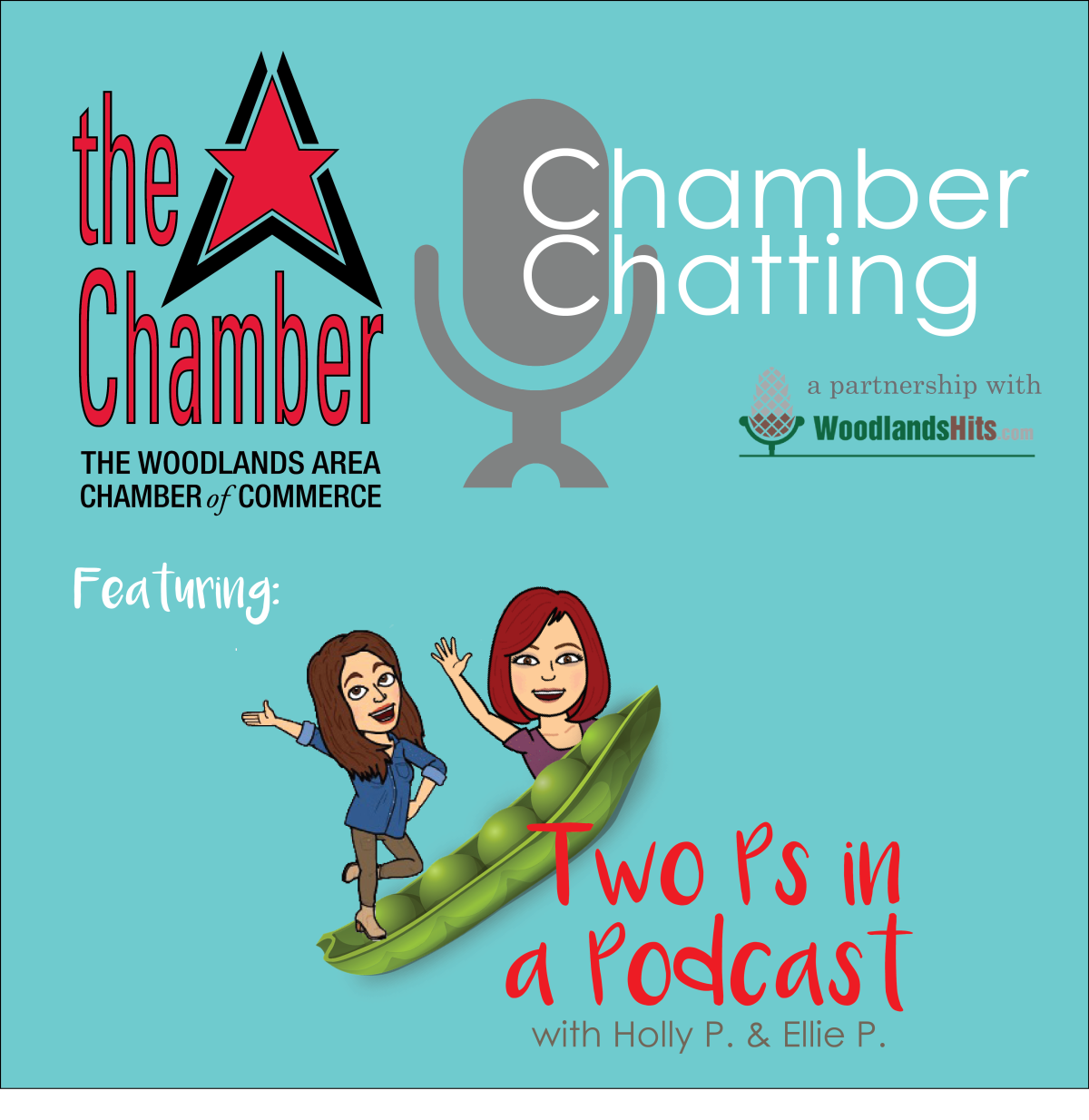 Chamber Chatting Two Ps ina Podcast