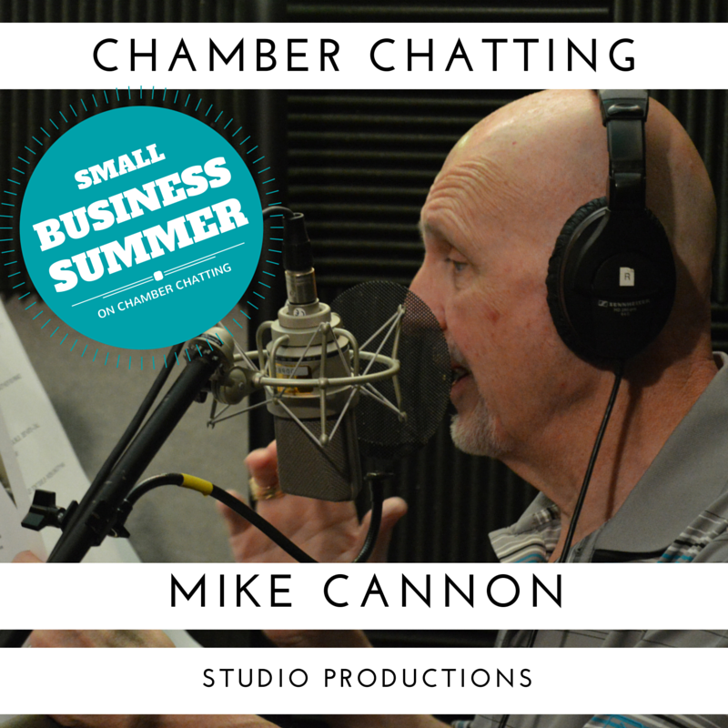 Mike_Cannon Studio Productions Small Business Summer Chamber Chatting