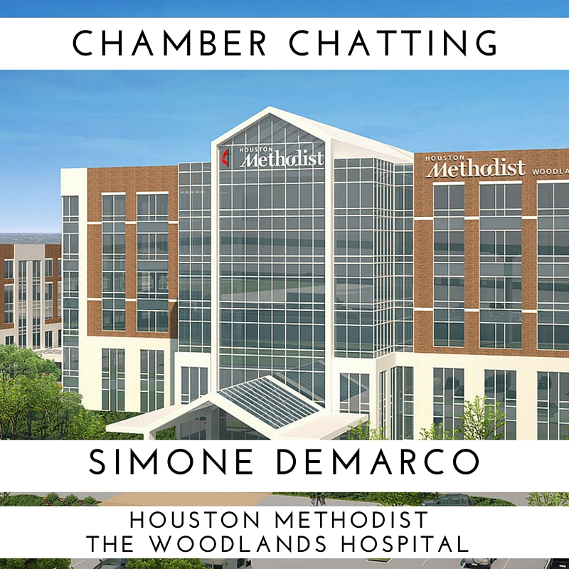 Simone DeMarco Houston Methodist The Woodlands Hospital