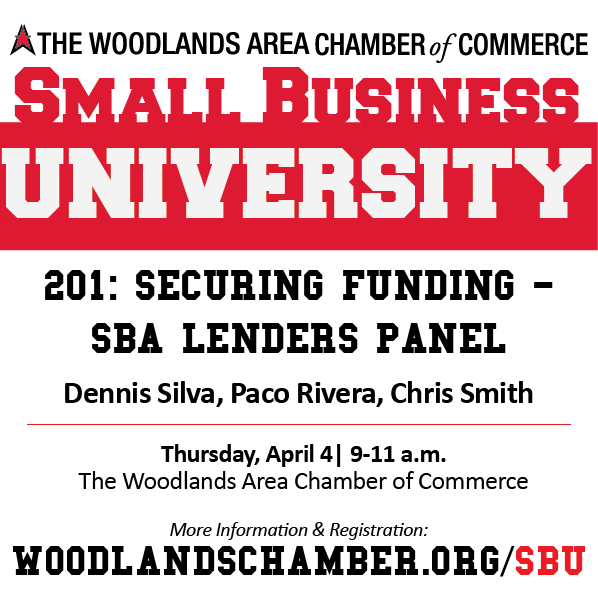 Small Business University 201: Securing Funding