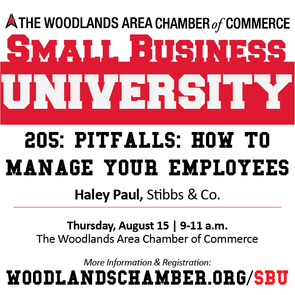 Small Business University 205: Managing Your Employees