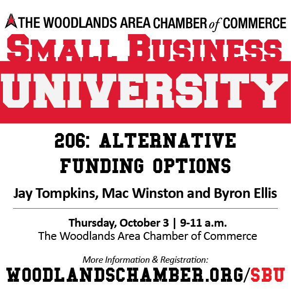 Small Business University 206: Alternative Funding Options