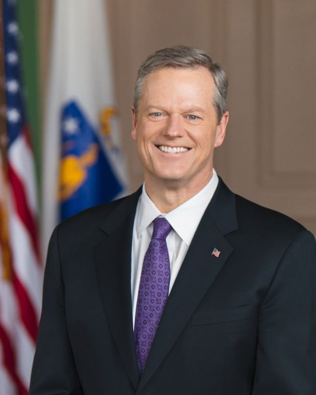 Government Affairs Speaker Series featuring Massachusetts Governor Charlie Baker