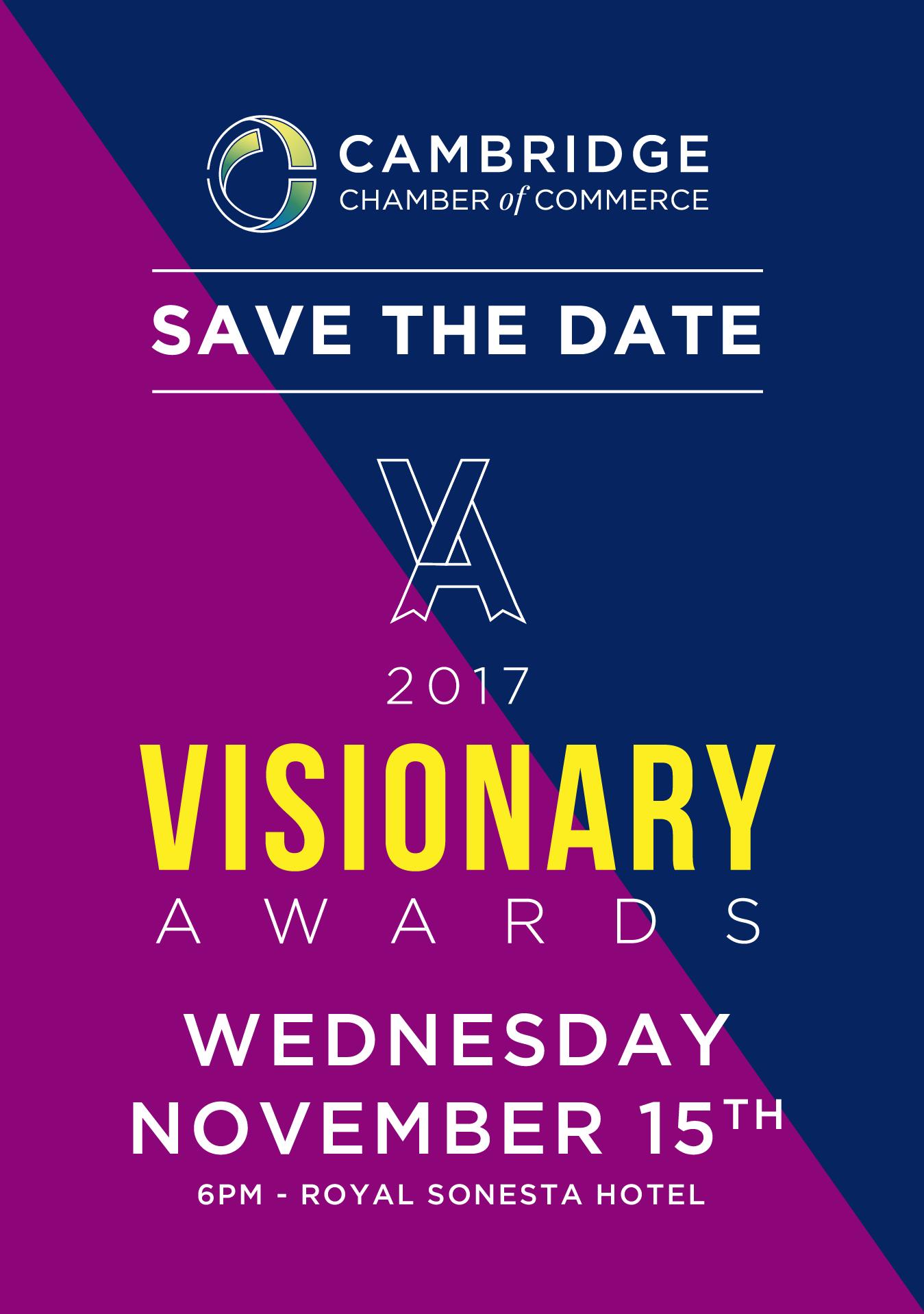 Visionary Awards Nomination Form