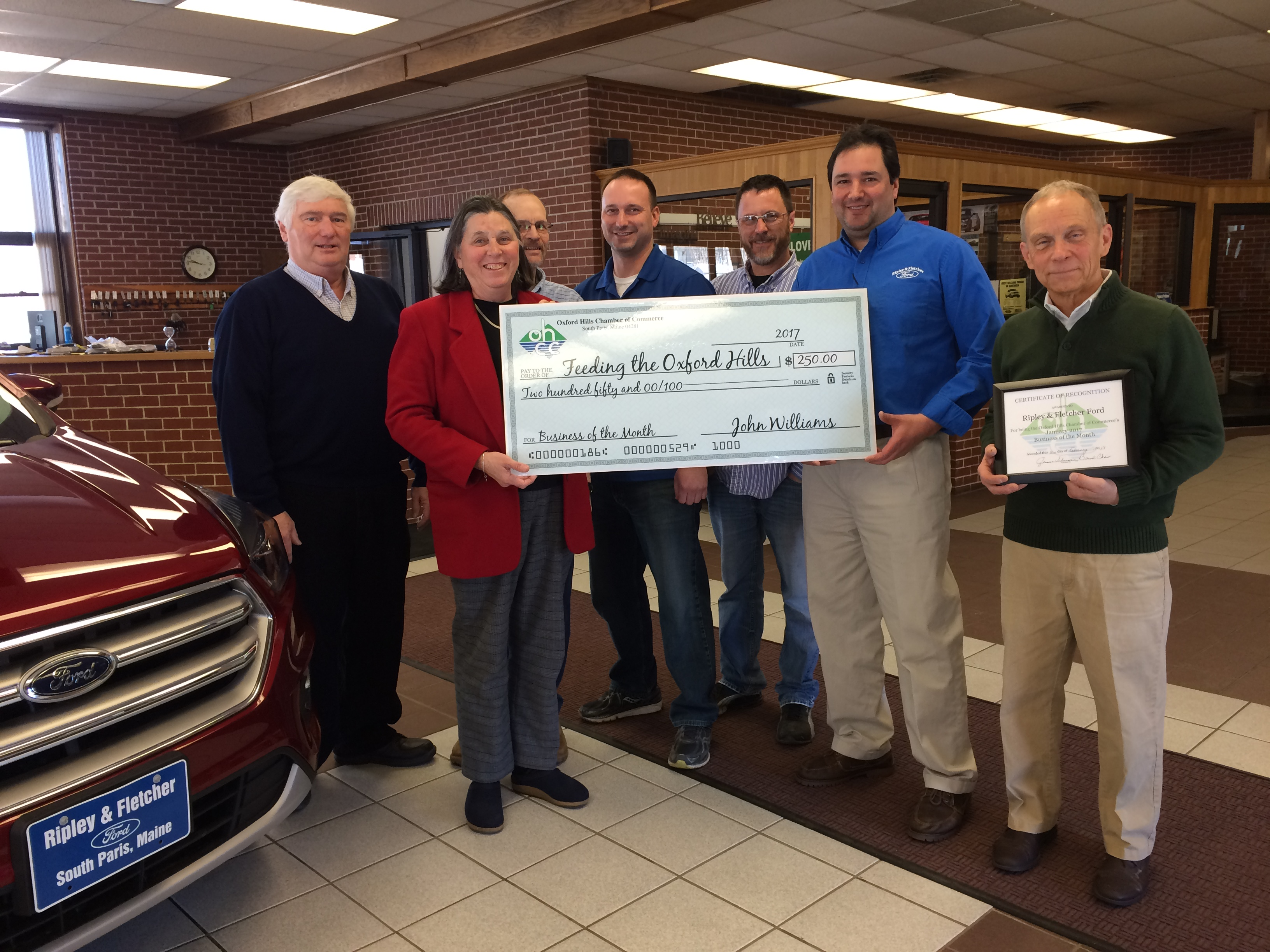 january business of the month winner announced oxford hills chamber of commerce oxford hills chamber of commerce