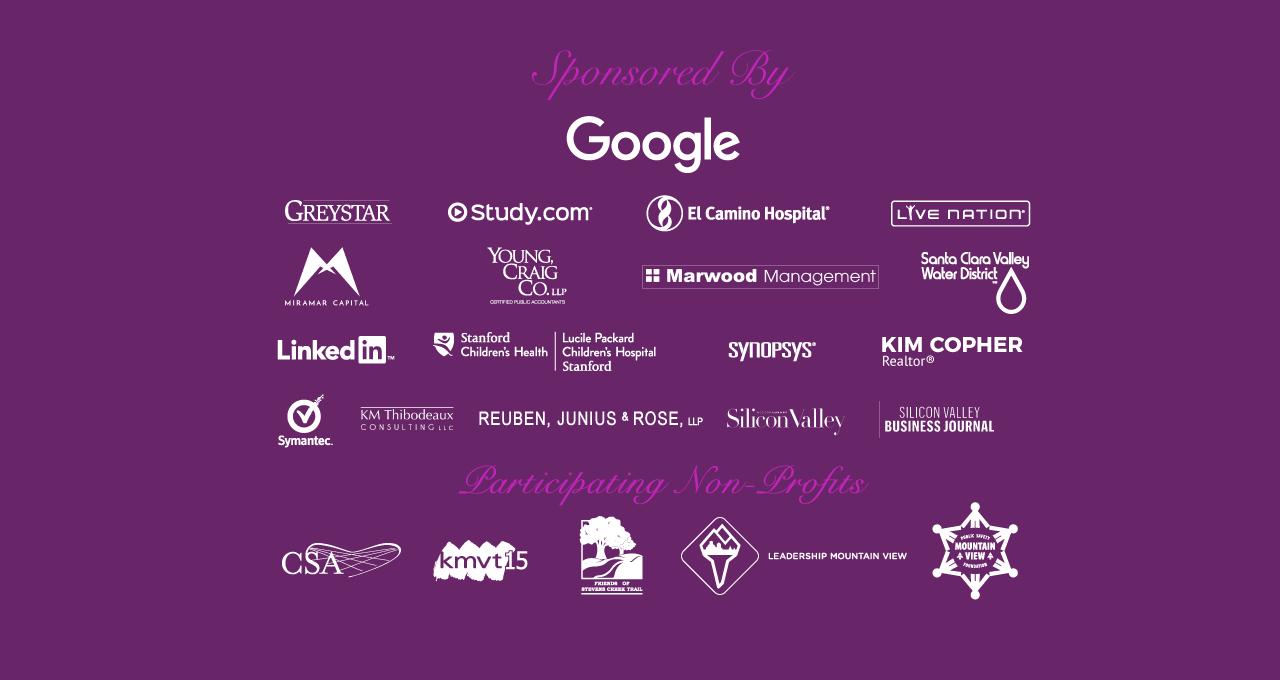 Celebration of Leaders 2018 Sponsors