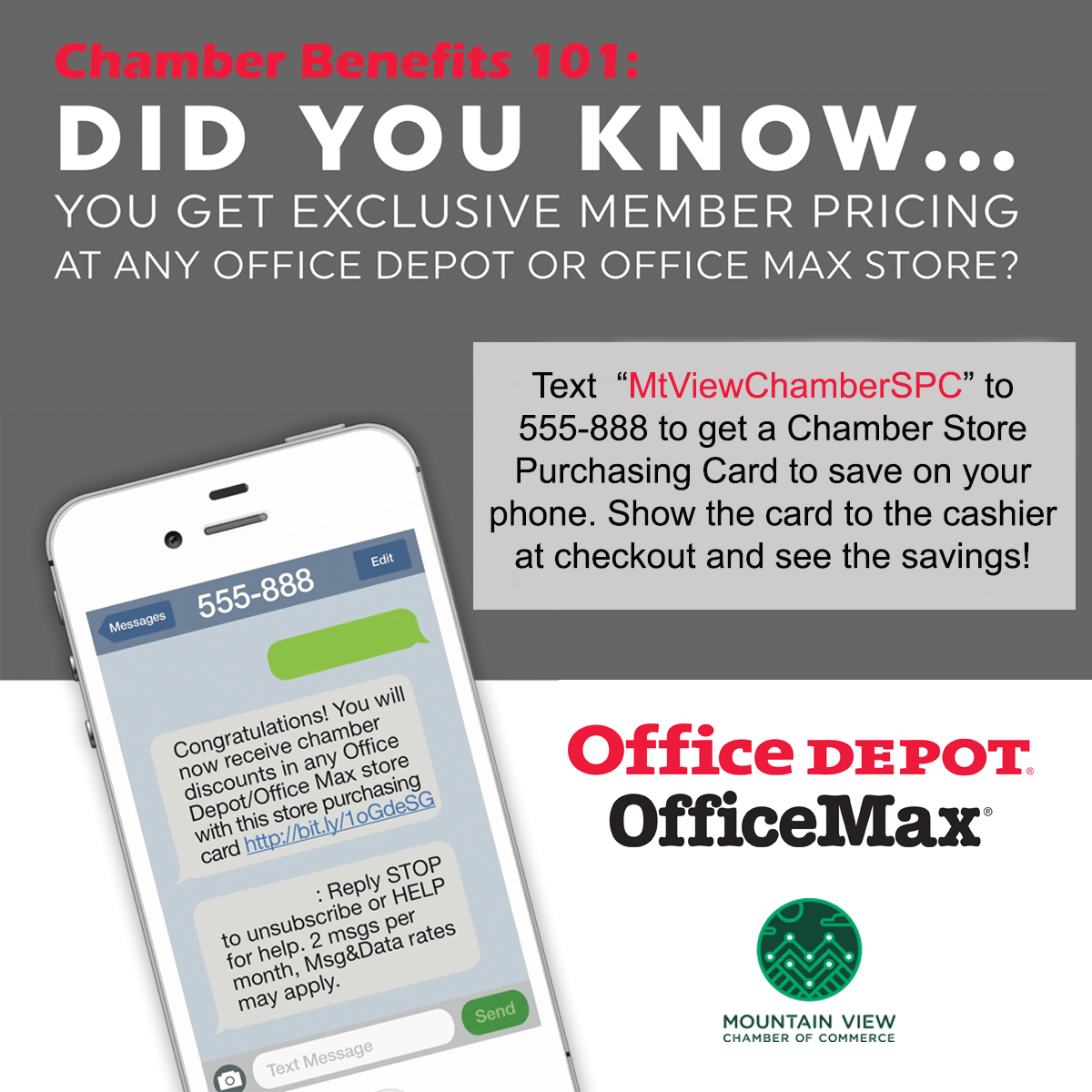 Chamber members save big with office depot - How to save money when purchasing office supplies ...
