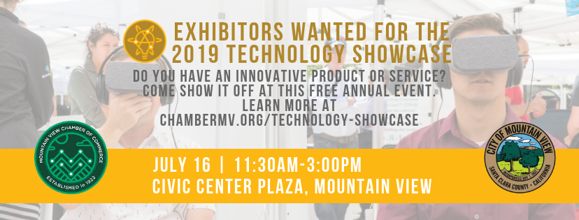 Tech Showcase Exhibitors Wanted