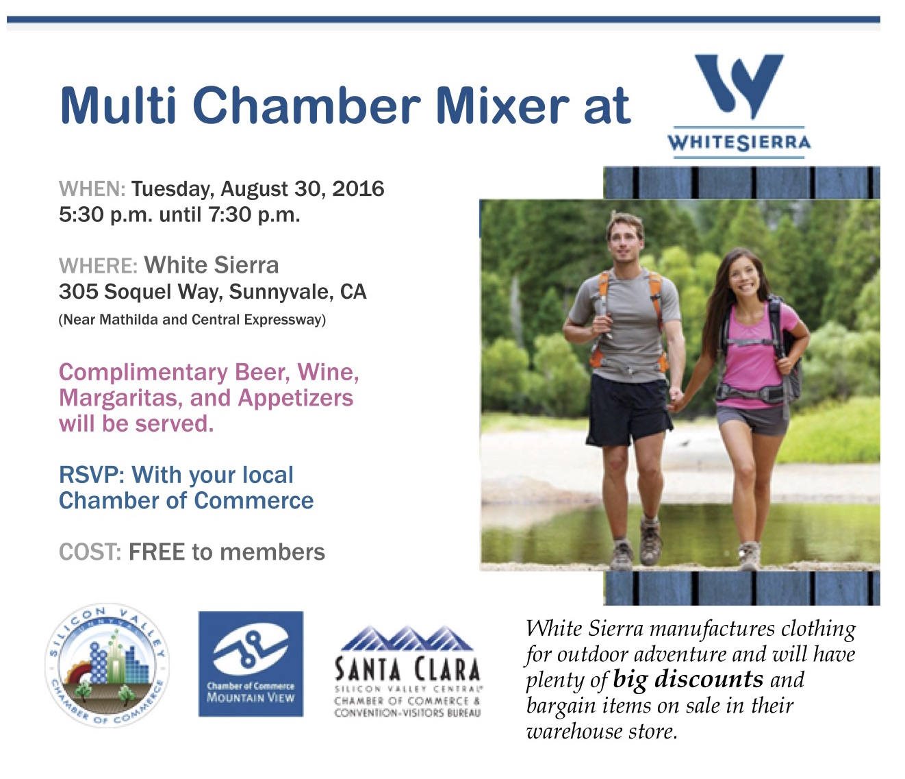 Multi Chamber Mixer at White Sierra