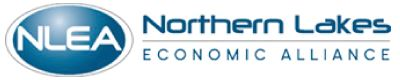 Northern Lakes Economic Alliance logo. Links to their website.