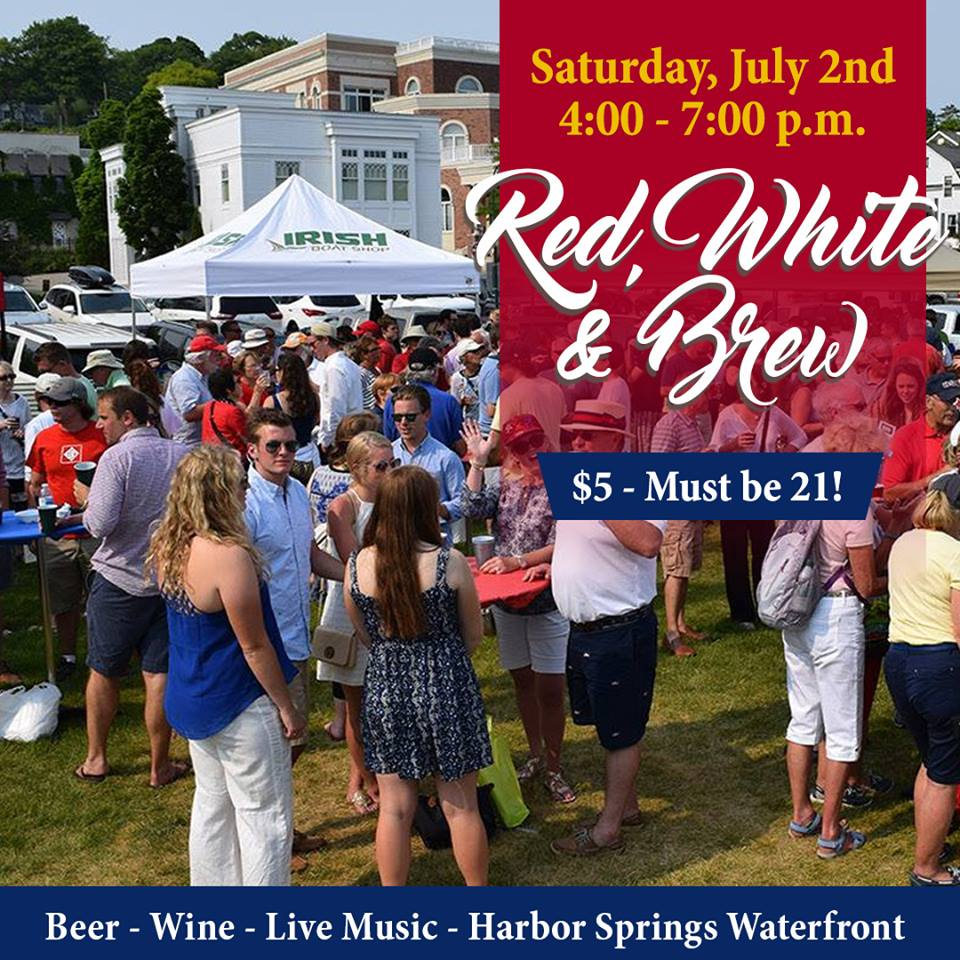 Red White and Brew July 2nd 2016