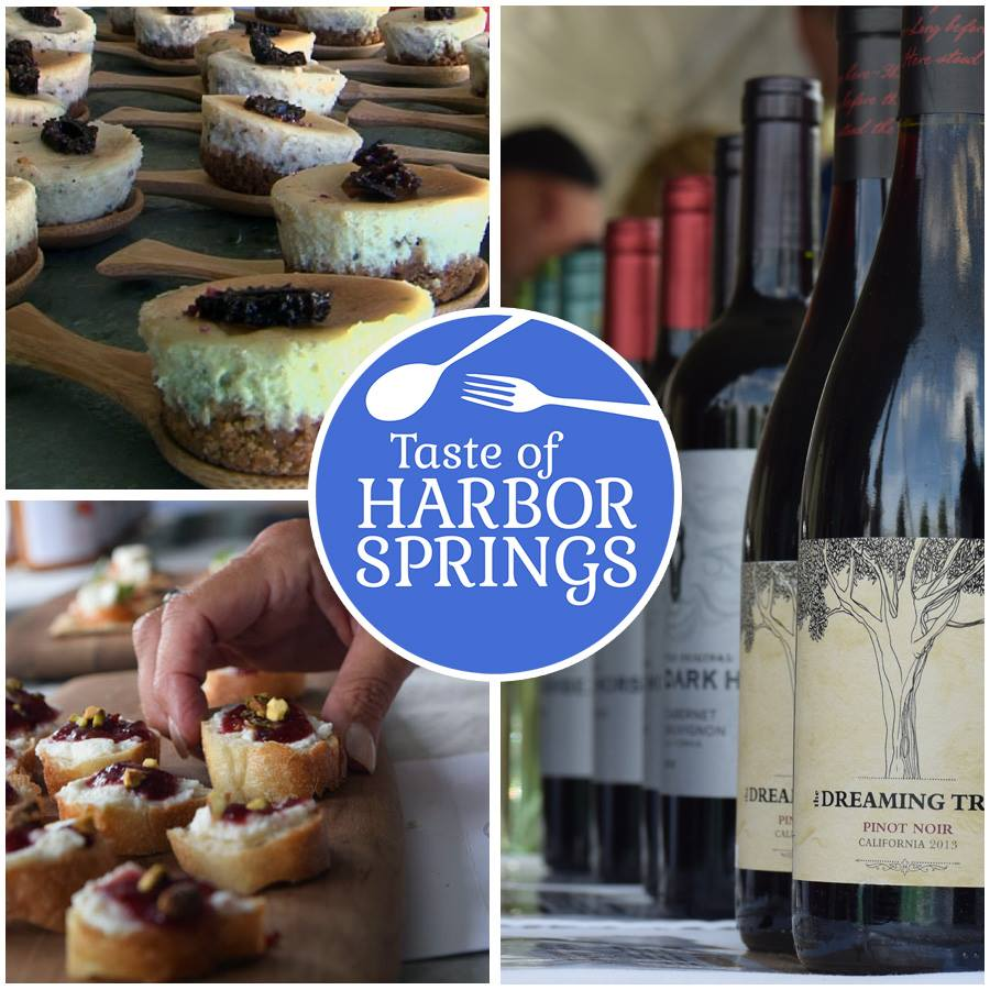 Taste of Harbor Springs exciting foods, wine and craft beers