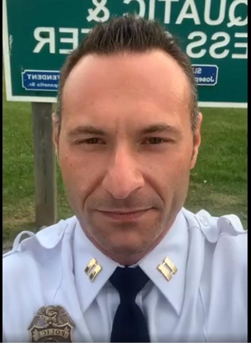 Captain Joe Milosich