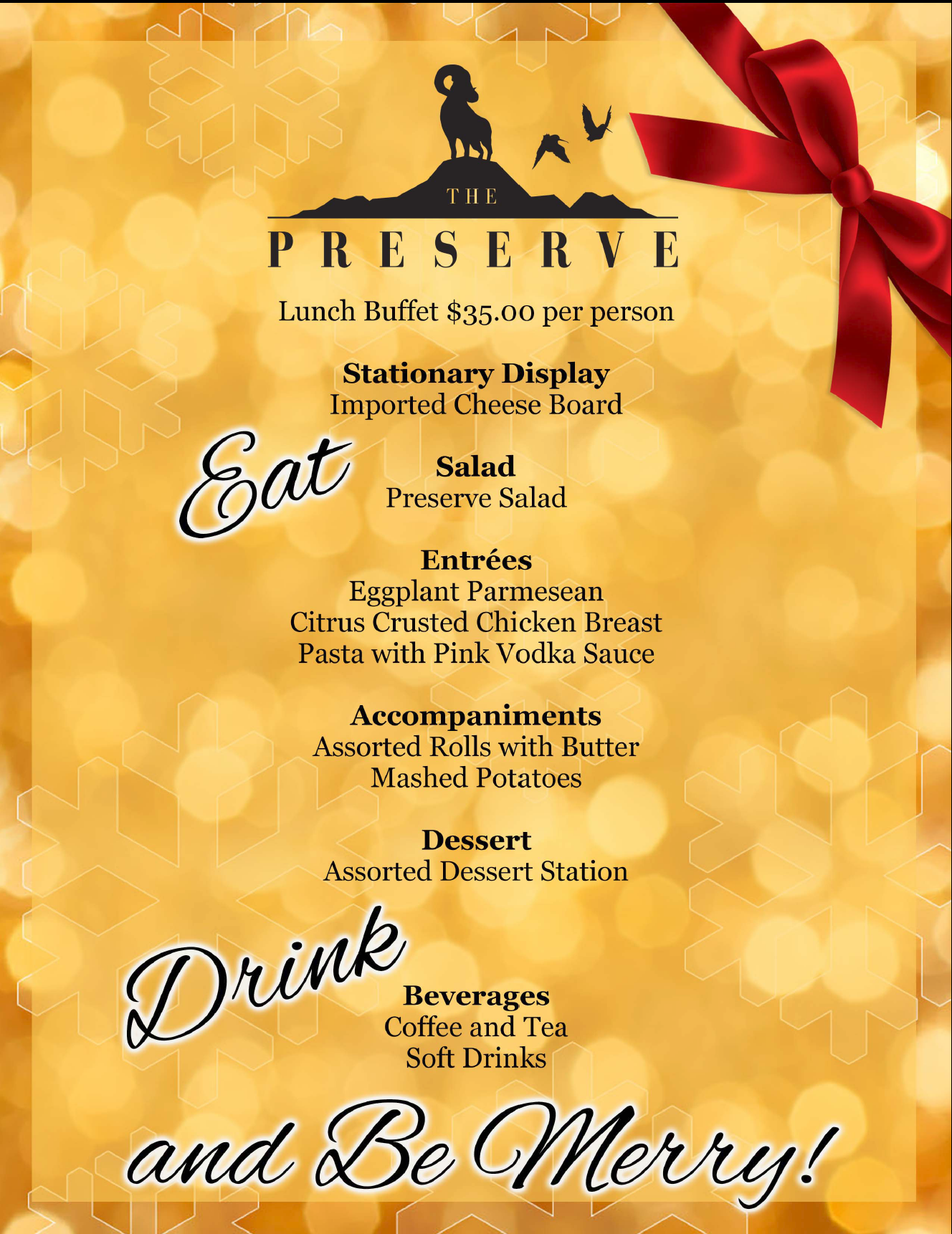 The Preserve Small Business Christmas Party - Greater Providence ...