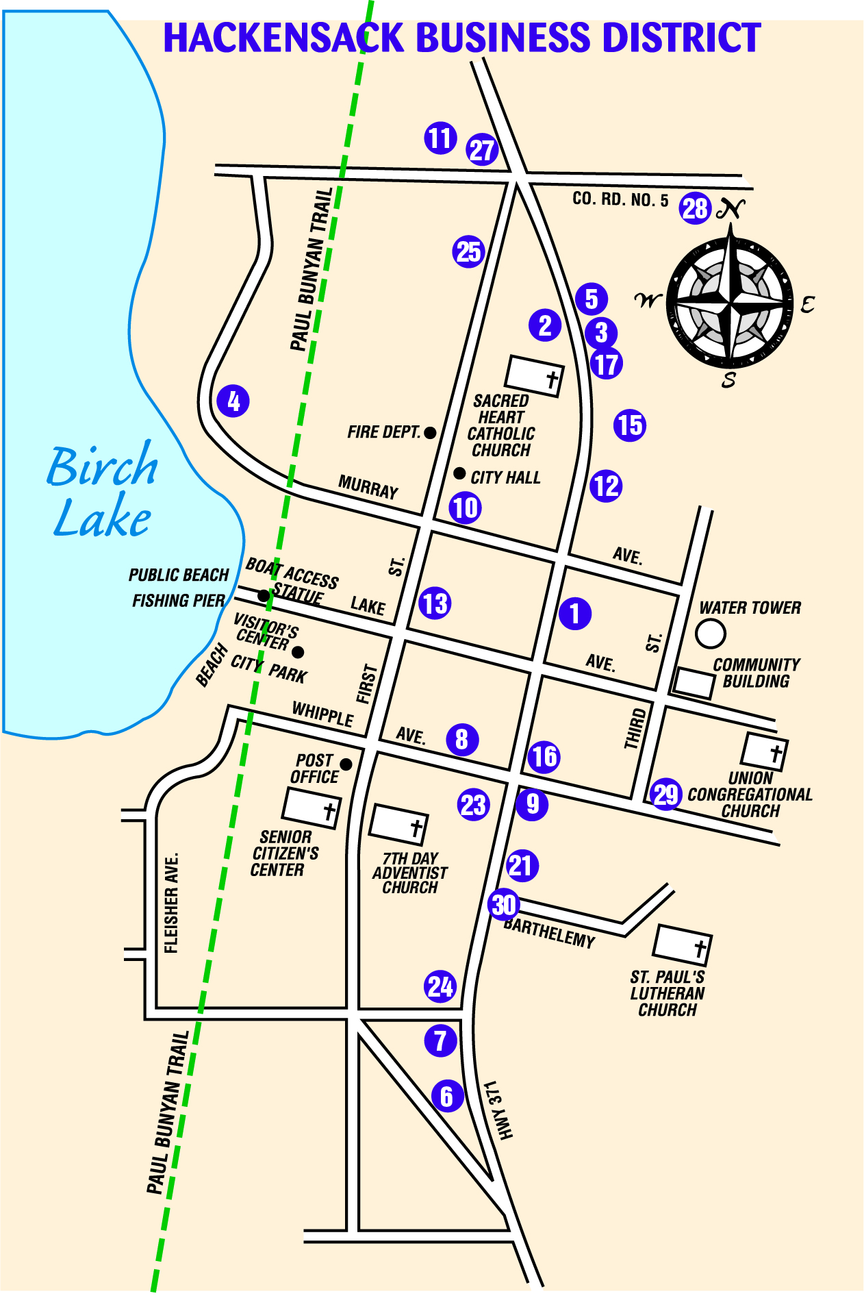 The City Map