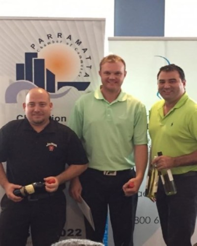 Golf Day 2015 Winner