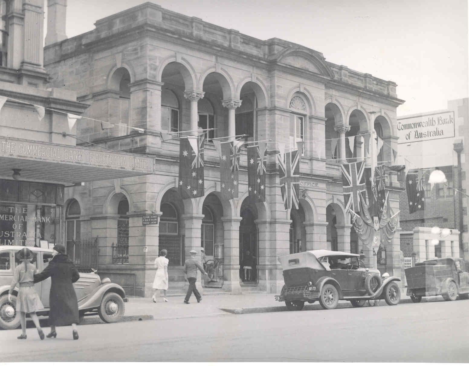 Church Street in 1930's