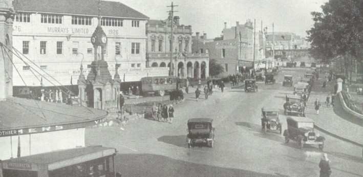 Church Street in the 1930's