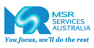 msr service australia logo