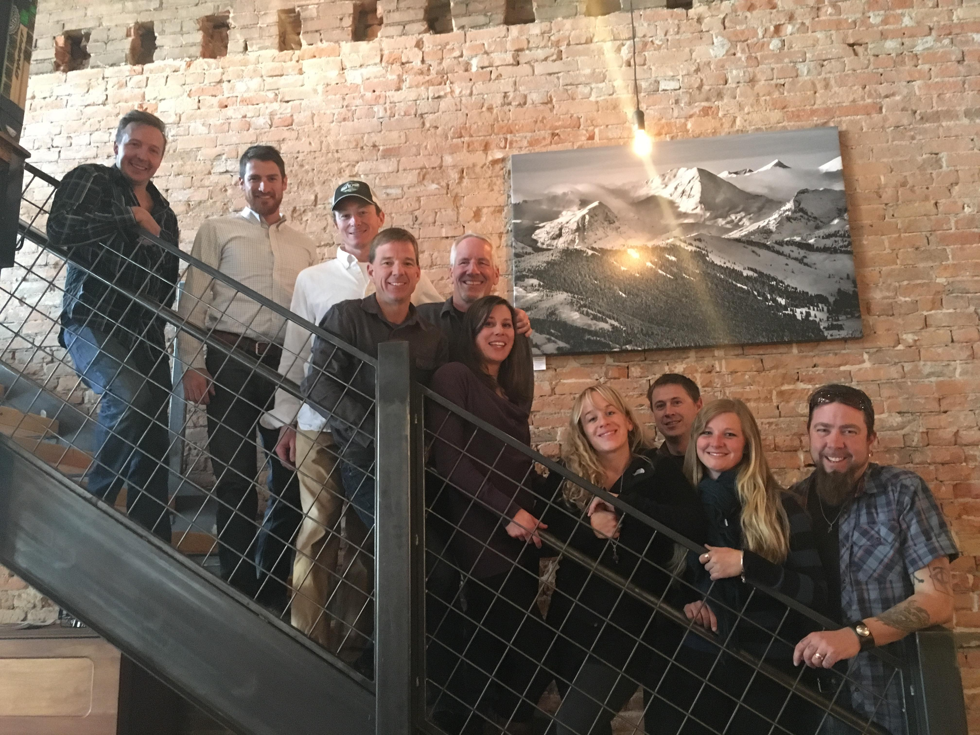 2016 Gunnison Country Chamber of Commerce Board of Directiors