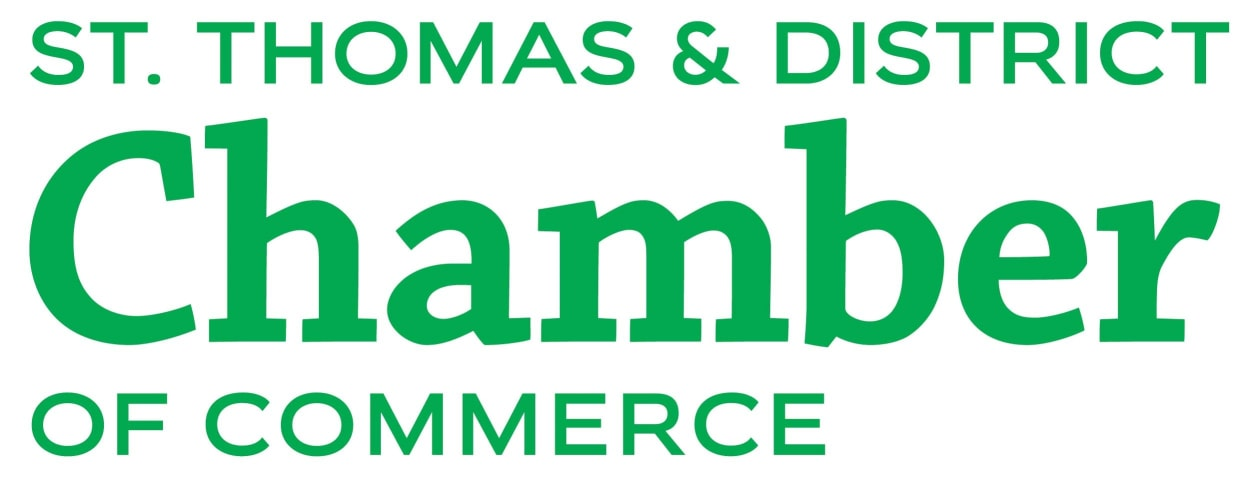 St. Thomas & District Chamber of Commerce Logo