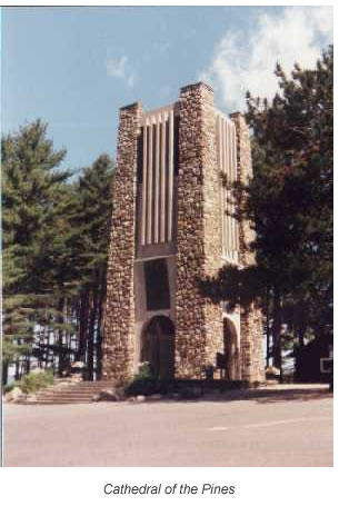 CAtherdral of the Pines