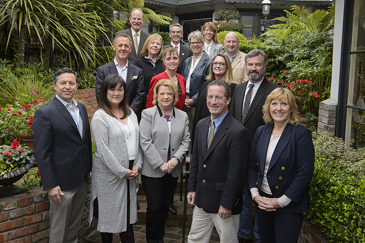 Carmel Chamber of Commerce 2017 Board of Directors
