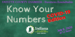 Business Roundtable Webinar:  Wed, July 8, 2020, 12pm - 1pm