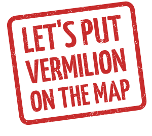 Let's Put Vermilion on the Map