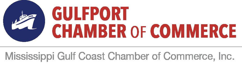 Gulfport Chamber Logo