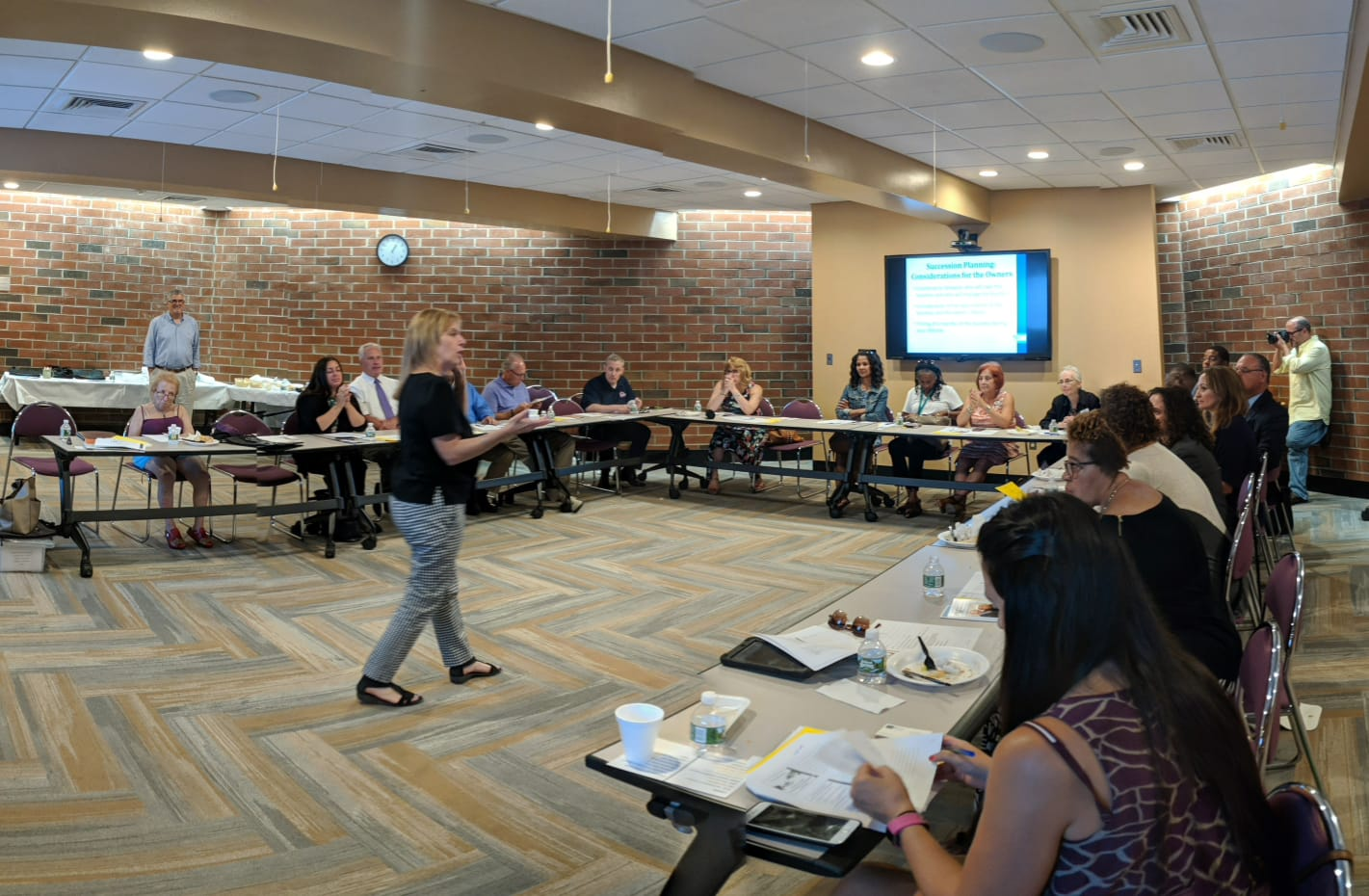 West Orange Chamber of Commerce Biz 2.0 Lunch and Learn