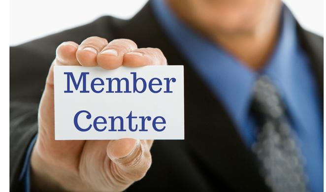Member Centre