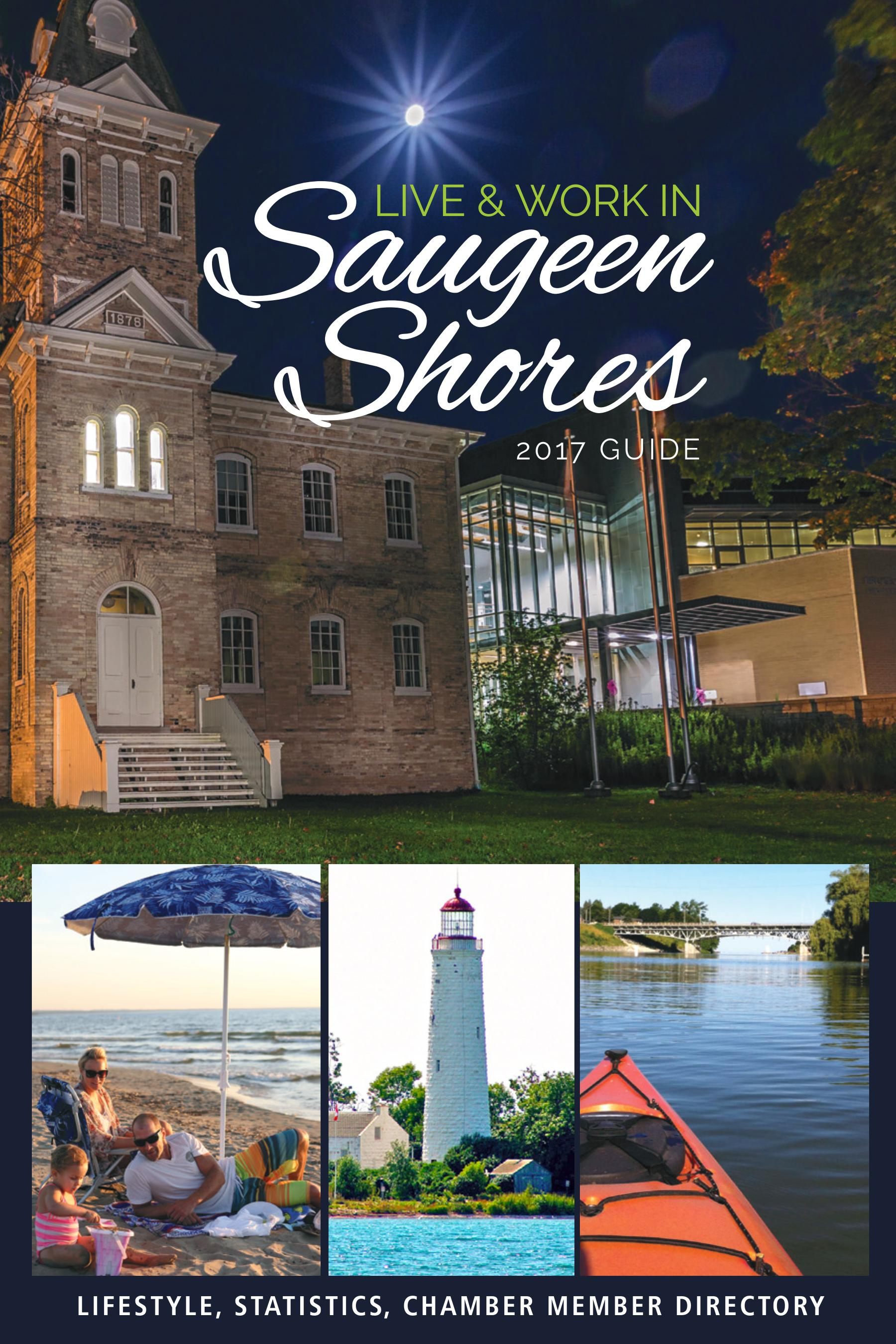 Live & Work in Saugeen Shores