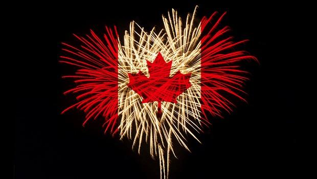 Canada Day Celebrations & Fireworks