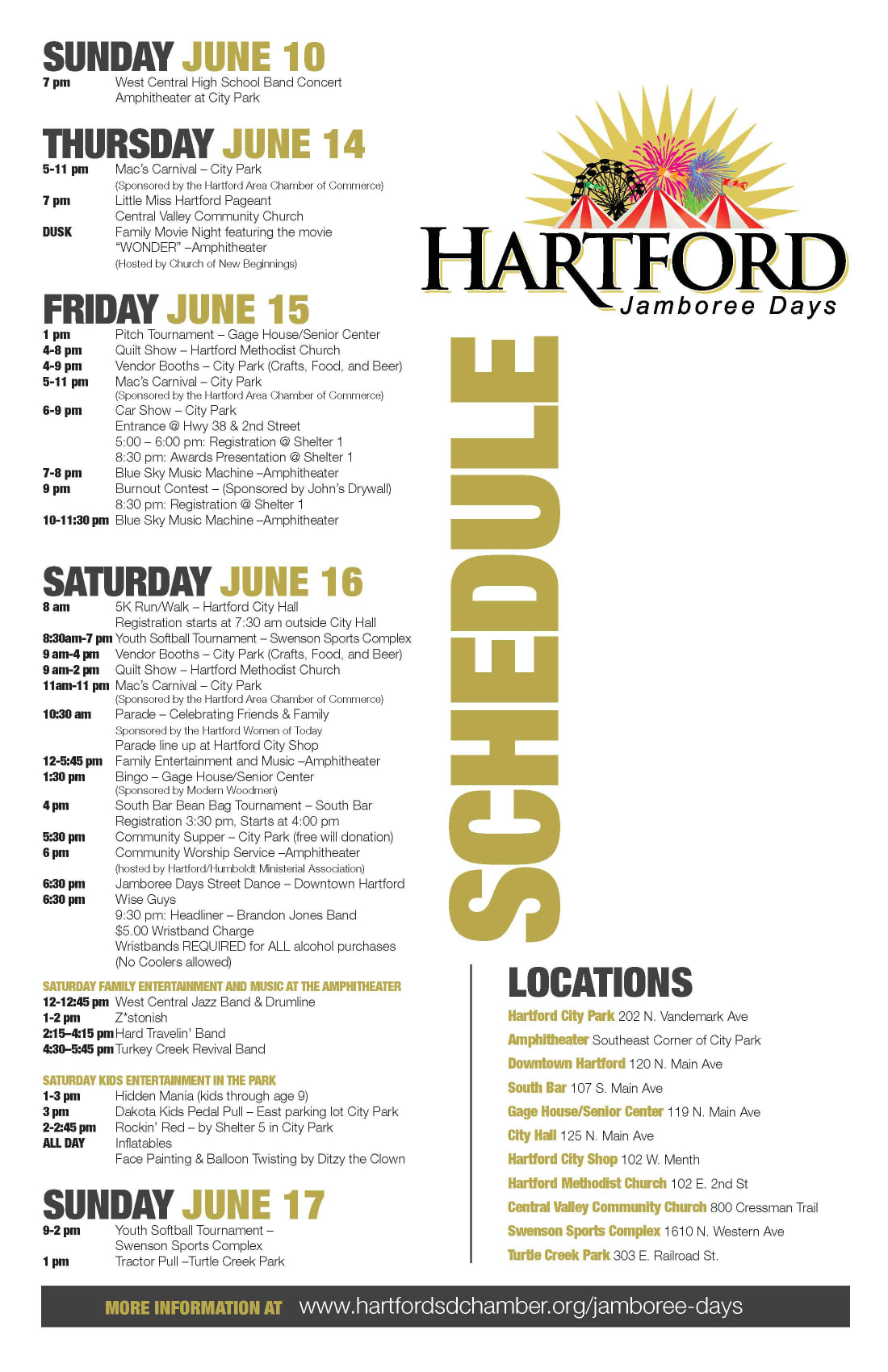 Hartford-Jamboree-Days-2018-Schedule