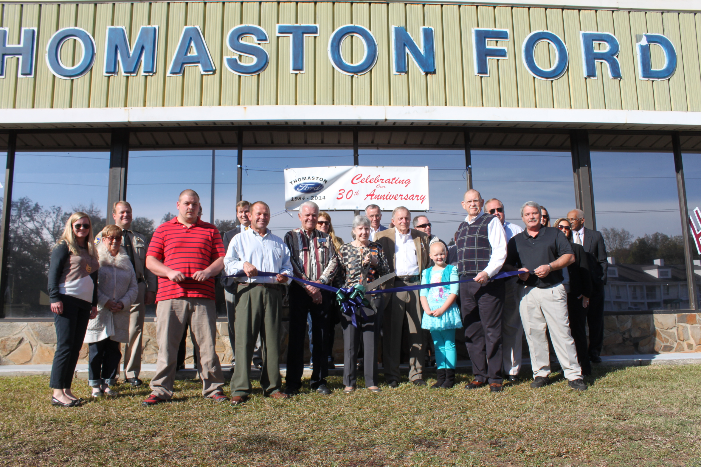 11-11_Thomaston_Ford_30th_anniversary.JPG