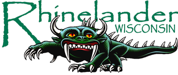 Rhinelander Wisconsin Logo