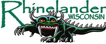 Rhinelander Wisconsin Logo