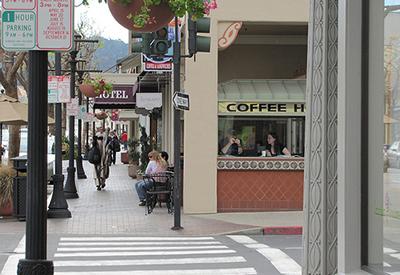 Downtown Monterey