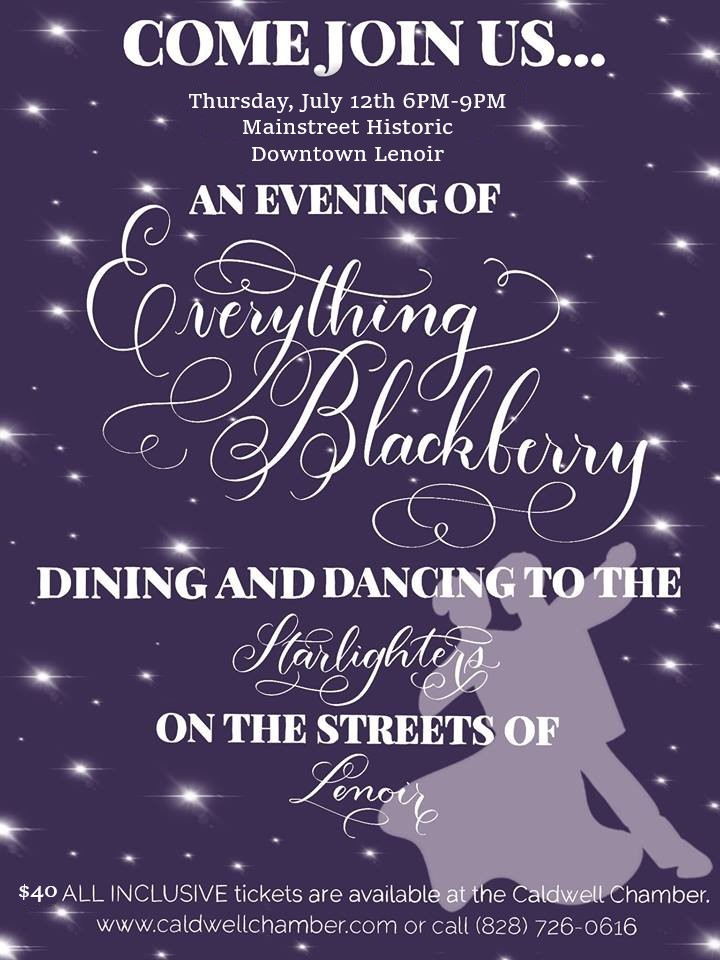 Evening of Everything Blackberry
