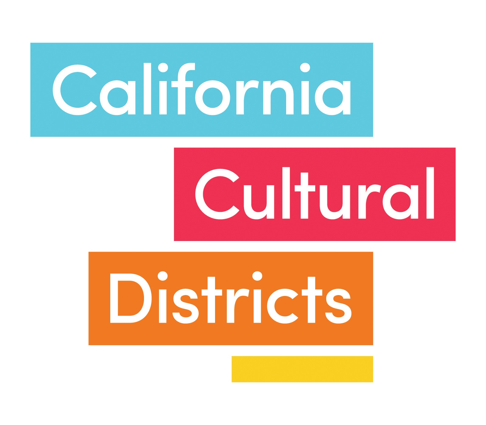 California Cultural Districts logo